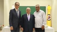 """Cátedra de RSE """"Alejandro Grullón"""" y CNCCMDL inician diplomado sobre cambio climático"""
