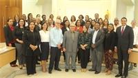 Concluye diplomado sobre comunidades resilientes