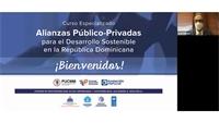 Curso de Especialización en Alianzas Público-Privadas para el Desarrollo Sostenible en la República Dominicana