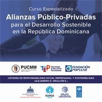 Concluye Curso Especializado en Alianzas Público-Privadas